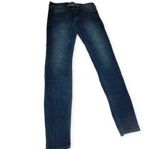 Hollister Medium Wash Skinny Stretch Jeans